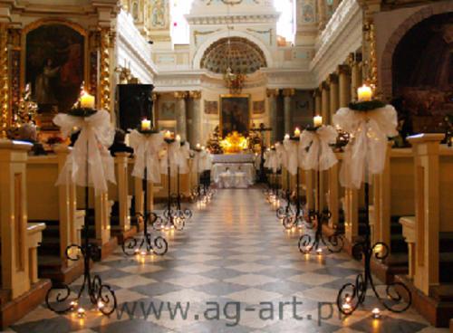 Ogłoszenia Dekoracje ślubne Kraków Dekoracje Weselne Katowice Ag Art