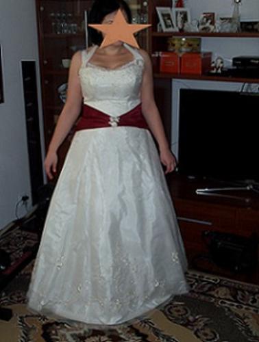 e9a66df385 Suknia ślubna Sincerity 3576 r. 44